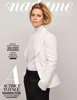 Le Figaro Madame du 08-02-2019 - Le Figaro Madame