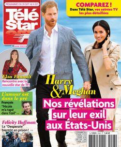 Télé Star du 23-09-2019 - Télé Star