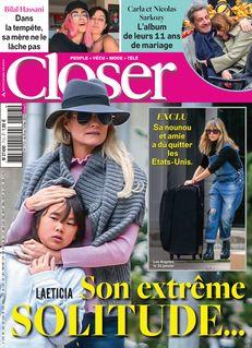 Closer du 08-02-2019 - Closer