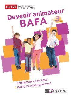 Devenir animateur BAFA - Ucpa Formation, Xavier Hernandez
