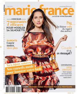 Marie France du 12-04-2019