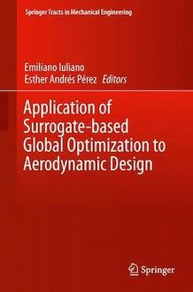 Application of Surrogate-based Global Optimization to Aerodynamic Design