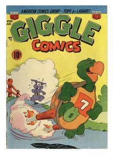 Giggle Comics 084 -fixed de  - fiche descriptive