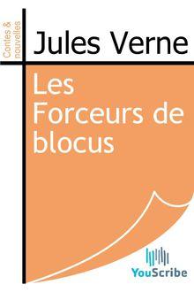 Lire Les Forceurs de blocus de Jules Verne