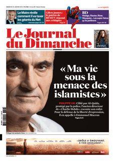 Le Journal du Dimanche du 20-01-2019 - Le Journal du Dimanche