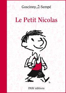 Le Petit Nicolas  de René Goscinny, Jean-Jacques Sempé - fiche descriptive