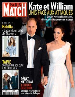 Paris Match du 11-04-2019 - Paris Match