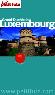 Luxembourg 2016  Petit Futé (avec cartes, photos + avis des lecteurs) de Dominique Auzias, Jean-Paul Labourdette - fiche descriptive