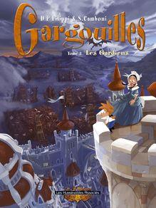 Gargouilles #3 : Les Gardiens