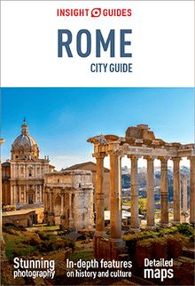 Insight Guides City Guide Rome (Travel Guide eBook)