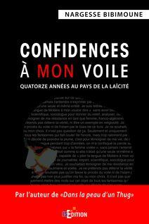 Confidences à mon voile - Nargesse Bibimoune