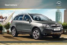 Catalogue Opel Antara