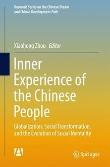 Inner Experience of the Chinese People