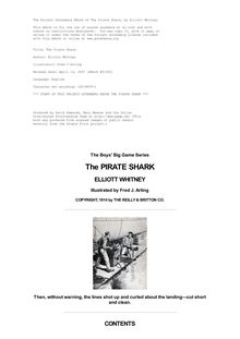 The Pirate Shark