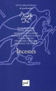 Incestes - Jacques André