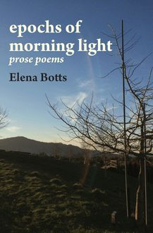 epochs of morning light: prose poems