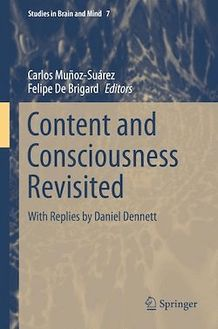 Content and Consciousness Revisited