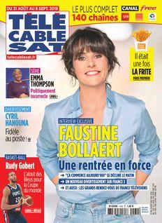 Télécâble Sat Hebdo du 29-08-2019