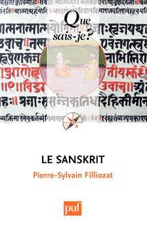 Le sanskrit de Pierre-Sylvain Filliozat - fiche descriptive
