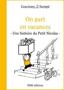 On part en vacances de René Goscinny, Jean-Jacques Sempé - fiche descriptive