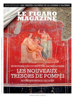 Le Figaro Magazine du 26-10-2018 - Le Figaro Magazine
