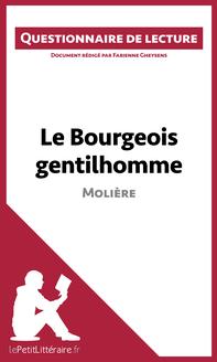 Le Bourgeois gentilhomme de Molière