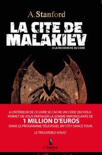 La Cité de Malakiev - Arnaud Stanford
