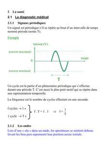 Cours complet de physique-chimie 2nd