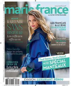 Marie France du 12-10-2018 - Marie France