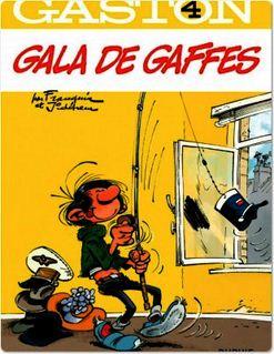 Gaston - Tome 4 - Gala de gaffes - Franquin