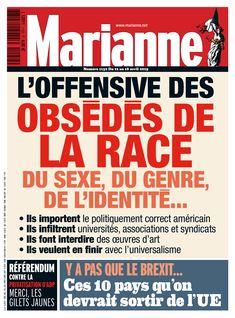 Marianne du 16-04-2019 - Marianne