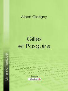 Gilles et Pasquins de Albert Glatigny, Ligaran - fiche descriptive