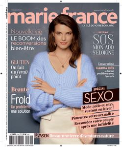 Marie France du 08-02-2019 - Marie France