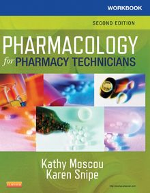 Workbook for Pharmacology for Pharmacy Technicians - E-Book