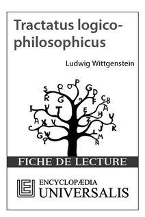 Tractatus logico-philosophicus de Ludwig Wittgenstein (Les Fiches de lecture d