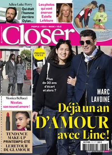 Closer du 08-03-2019 - Closer