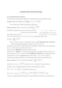 Bac S – Mathématiques (obligatoire) – Cours complet !