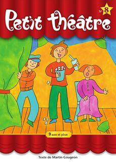 Petit théâtre 8 - Martin Gougeon