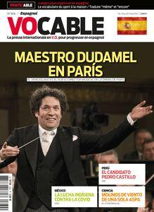 Magazine Vocable Espagnol n°834 - Du 13 au 26 mai 2021