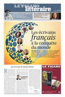 Figaro Littéraire du 14-03-2019 - Figaro Littéraire
