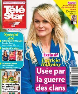 Télé Star du 08-07-2019 - Télé Star