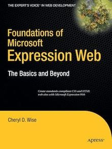 Foundations of Microsoft Expression Web