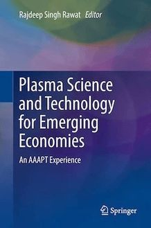 Plasma Science and Technology for Emerging Economies