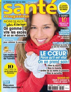 Santé Magazine du 03-01-2019 - Santé Magazine