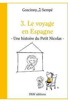 Le voyage en Espagne de René Goscinny, Jean-Jacques Sempé - fiche descriptive