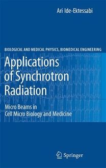 Applications of Synchrotron Radiation