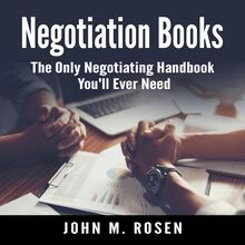 Negotiation Books: The Only Negotiating Handbook You