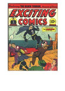 Exciting Comics 019 -fixed de  - fiche descriptive