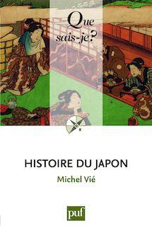 Histoire du Japon de Michel Vié - fiche descriptive