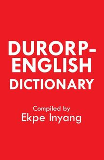 Durorp-English Dictionary